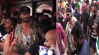 Vidyut Jammwal Visit Gaiety Theater For Commando 3 | News Remind