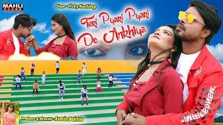 TERI PYARI PYARI DO ANKHIYAN ! Binod , Ritu KB ! Vicky Kachhap ! New Year Nagpuri Video 2020 ! Love