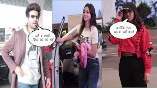 Kartik, Ananya & Bhumi Fly For Delhi Promotion | pati Patni Aur Woh| News Remind