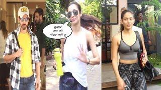 Malaika Arora, Mira Kapoor & Hrithik Roshan Spotted   Gym   Gym Workout   News Remind