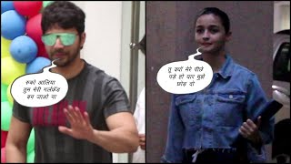 Alia Bhatt & Varun Dhawan Spotted | Bollywood | Bollywood Actress | Bollywood News | News Remind
