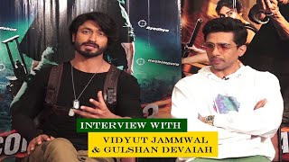 Vidyut Jammwal & Gulshan Devaiah Talk On Success Of Film Commando 3| News Remind