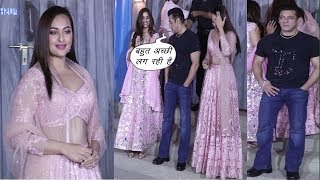 Salman Khan, Sonakshi Sinha, sai Manjrekar Parbhudeva Prmoting Film Dabang 3 | News Remind