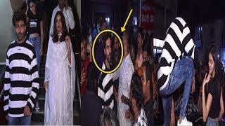 Kartik Aryan, Annanya Pandey & Bhumi Pednekar Visit Gaiety Galaxy | Pati Patni Aur Woh | News Remind