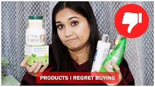 Products I regret Buying 2019 | Nidhi Katiyar