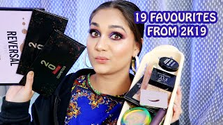 19 Makeup Favorites from 2019 | Yearly Favorites 2019 | Nidhi Katiyar