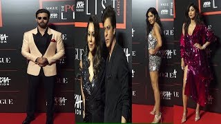 Akshay, shilpa, Shahrukh,Hrithik,& Many Celebs Attend Nykaa Fashion & Vogue India The Powerlist