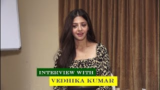 Vedhika Kumar Talk About Her Role In Film The Body | News Remind