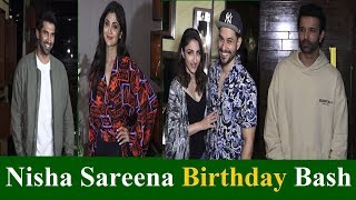 Shilpa Shetty, Soha Ali Khan, Aditya Roy kapoor & Many Celebs Attend Nisha Sareena Birthday Bash
