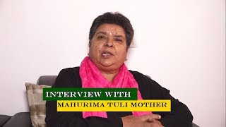 Interview Of Bigboss Contestant Mahurima Tuli Mother | News Remind