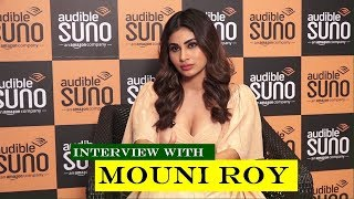 Mouni Roy Talk About Audible Suno | Bollywood | Bollywood Actrees | Interview | News Remind