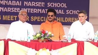 18th Sports Meet For Special Children From 47 Schools With Anil Kapoor | News Remind
