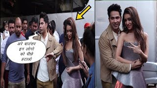 Varun Dhawan & Shraddha Kapoor Promoting Film Street Dancer | News Remind