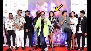 Street Dancer 3D Official Trailer Launch    Varun Dhwan   Shraddha Kapoor   Nora Fatehi  News Remind