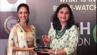 First Ever Ott Award Show With Nushrat Barucha  | News Remind
