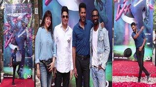 Street Dancer 3D Launch New Song Muqabla   Bhushan Kumar   Prabhu Deva     News Remind