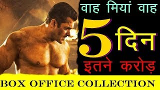 DABANGG 3 FIFTH/5TH DAY BOX OFFICE World Wide Collection | 5 Days All Language Box Office Collection
