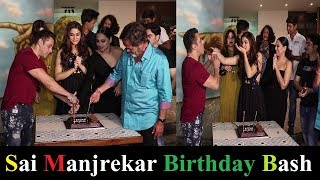 Sai Manjrekar Grand Birthday Party | salman Khan | Sonakshi SInha | Dabangg 3 | News Remind