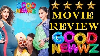 Good Newwz Movie Review | Bollywood Movie Review | News Remind |News Remind