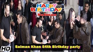 Salman Khan's GRAND 54th BIRTHDAY Celebrations 2019 Outside House In Mumbai | News Remind