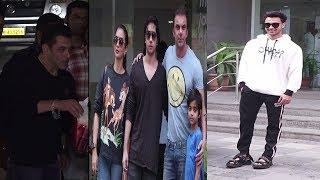 Salman Khan Visit Hospital to Bless Arpita Baby Girl | News Remind