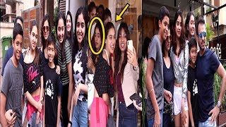 NEW YEAR PARTY 2020 : Janhvi Kapoor & Sara Ali Khan Spotted At Farmers Cafe    News Remind