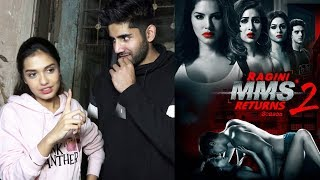 Ragini MMS Ghost Walk With Varun Sood & Divya Agarwal | Ragini MMS Returns Season 2