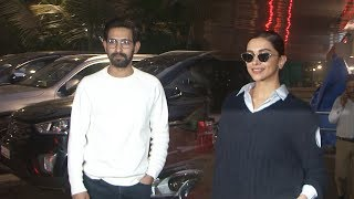 Deepika Padukone And Vikrant Massey At The Special Screening Of Film Chhapaak