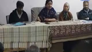 Jodiya | Meeting presided over by District Development Officer | ABTAK MEDIA
