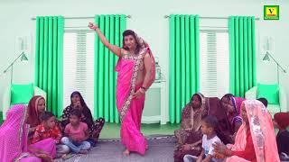 LOKGEET HD - महफ़िल के बीच लड़की ने डांस दिखायो || नई भाभी का टॉप नाच || आराधना शास्त्री हिट सांग