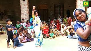 आरती यादव का हिट लोकगीत 2020 || गुलावी साड़ी नहीं पहनू रे || छोटी भाभी का लहरा नाच - NEW DANCE