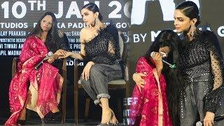 Chhapaak Title Track Launch | Full Video | Deepika Padukone | Laxmi Agarwal | Vikrant Massey
