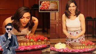 Deepika Padukone Birthday Special | Deepika Padukone Celebrate 34th Birthday With Media