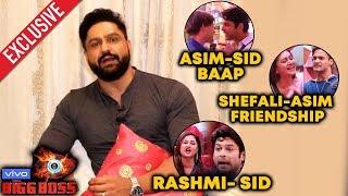 Shefali Zariwala's Husband Parag Tyagi Explosive Interview | Sidharth, Asim, Rashmi | Bigg Boss 13