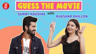 Sunny Kaushal And Rukshar Dhillon's Hilarious Antics Will Make You Go ROFL | Guess The Movie