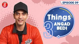Angad Bedi's Honest Take On The Directors On His Wish List | 3 Things