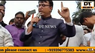 Amjed Ullah Khan Firing Speech in Million March | Targets Modi & Amit Shah