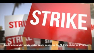 Trade unions to go ahead with Jan 8 general strike