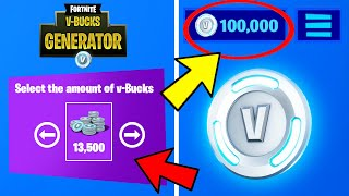 Using VBUCKS Generator Websites to get FREE V-BUCKS! Fortnite (Episode 2) | TamashaBera