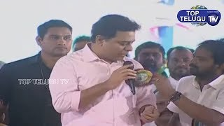 See How Minister Srinivas Goud Close to KTR | Goud Meeting | Telangana News | Top Telugu TV