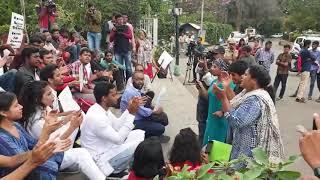 JNU Attack | Women are leading the way in Bengaluru, Karnataka