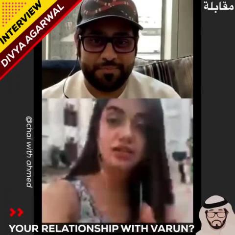 What is Divya's relationship with Varun?