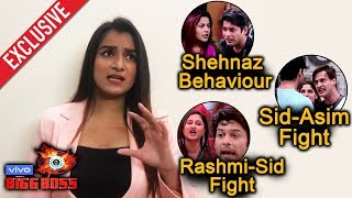 Shefali Bagga Exclusive Interview After Eviction | Shehnaz, Sidharth, Asim, Rashmi | BB 13 Video