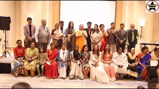 Gifting Smile initiative For Acid Attack Survivors By Amruta Fadnavis,Manju Lodha & Manmohan Jaiswal