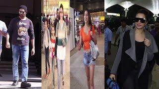 Shraddha Kapoor, Sara Ali Khan, Manyata Dutt, kartik Aryan Spotted  | News Remind