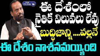 Folk Singer Jayaraj About Buddhism In India | Telangana Folk Songs | BS Talk Show | Top Telugu TV