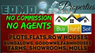 EDMONTON        PROPERTIES ☆ Sell •Buy •Rent ☆ Flats~Plots~Bungalows~Row Houses~Shop $Real estate ☆