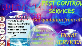 ROSTOV  NA  DONU    Pest Control Services 》Technician ◇ Service at your home ☆Bed Bugs ■near me ☆Bed