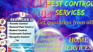 PIKINE GUEDIAWAYE   Pest Control Services 》Technician ◇ Service at your home ☆Bed Bugs ■near me ☆Bed