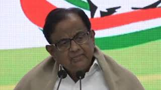 P Chidambaram on Citizenship Amendment Act